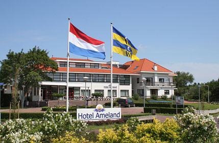 Hotel Ameland, Nes